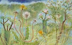 Book Artist - Tessa Newcomb, An Artist in the Garden Garden Journal, Plant Art, Green Art, Animals Images, Fantasy Artwork, Arts, House Plants, Flower Art, Tulips