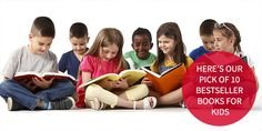 Pump up your kid's imagination & reading skills with these bestsellers!