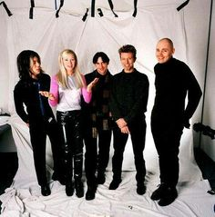 queen-goblin-approximately: David Bowie & The Smashing Pumpkins