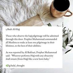 Hajj Pilgrimage, Islamic Quotes, Hindi Quotes, Love In Islam, Learn Islam, Spiritual Guidance, God Loves Me, Prophet Muhammad, Islam Quran