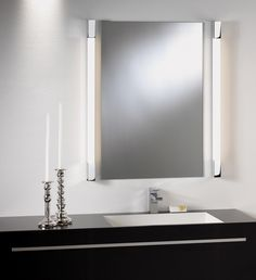 Bathroom Mirrors New Zealand buy this astro lighting imola illuminated bathroom mirror with