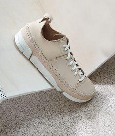 Die Damen Sneaker sind stabil, langlebig, rutschfest und bewährt im Outdoor-Bereich. Die topaktuellen Clarks Trigenic Schuhe für Damen haben den ultimativen Must-Have Faktor. Bestellen Sie das neue Modell Trigenic Flex in Light Pink für 130,00 Euro bei Clarks: http://www.clarks.de/p/26114886