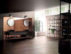 Diesel Living and Iris Ceramica launch tiles at Salone — Wallpaper* Rich Home, Wood Effect Tiles, Wallpaper Magazine, Design Moderne, Bathroom Interior Design, Elle Decor, Tile Design, Trends, Blog Design