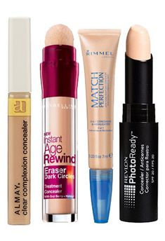 Drugstore Beauty: The 7 Best Concealers You Can Buy for Under $11
