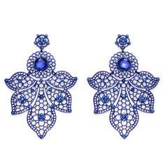 """Biżuteria. Kolczyki z kolekcji """"Frida Kahlo'"""