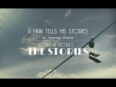 Quotes movies by Paulina , via Behance