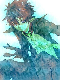 Rin Okumura An No Exorcist, Blue Exorcist Anime, Rin Okumura, Blue Exorcist Cosplay, Demon King, Blue Flames, Manga Love, Star Vs The Forces, Cute Anime Character