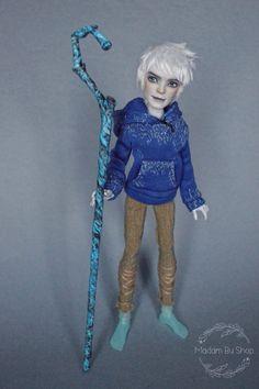 Jack Frost ООАК