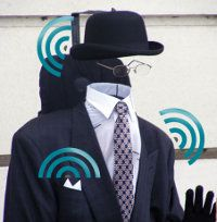 Is NFC enabled clothing in our foreseeable future?