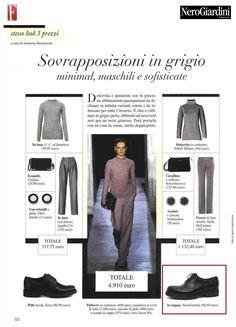 F - editorial 2014 #nerogiardini #womenshoes #laceupshoes