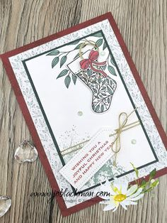 Inspire.Create.Challenge Stampin Up Christmas, Christmas In July, Christmas Crafts, Holiday, 21 Cards, Xmas Cards, Christmas Blessings, New Things To Learn, Stamping Up
