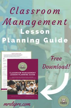 Give your lesson plans a reboot! Effective lesson planning doesn't always come naturally, nor does good classroom management. Learn how to do both and save time and your sanity. Teaching Philosophy, Philosophy Of Education, Student Behavior, Student Data, Teaching Methods, Teaching Strategies, Teaching Resources, Classroom Management Tips, Classroom Resources