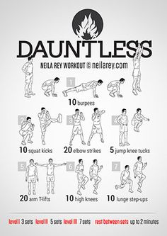 Great running and strength workouts!