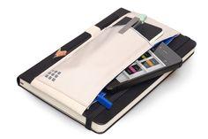 """Moleskine lanza un nuevo producto: """"el cinturón de herramientas"""""""
