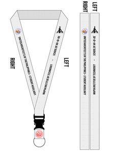 Lanyard Design for MIT School of AR-ID-INT on Behance