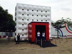 Mostra gratuita comemora os 350 anos do grupo Saint-Gobain no Parque Ibirapuera