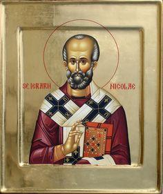 Saint Nicholas / Sf. Nicolae - Ierom. Mihail