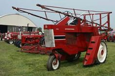 IH Sprayer