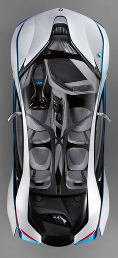 BMW Vision Efficient Dynamics Concept 7