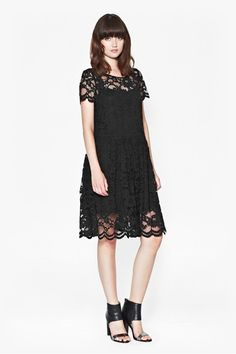 French Connection Lila Lace Dress