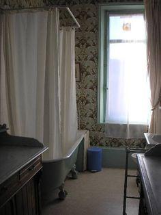salle de bain chambre Marie