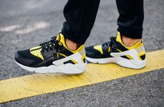 An On-Feet Look at the Nike Huarache 'City Pack'