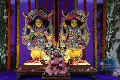Their Lordships Sri Sri Nitai Gauranga
