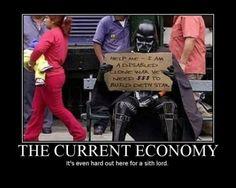 The crisis got even Vader.