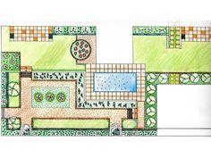 Create a Landscape · Exceptional Landscape Design and Implementation Garden Design Plans, Landscape Design, Diagram, Romantic, Create, Art, Art Background, Romantic Things, Landscape Designs