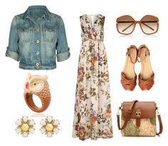 """""""One"""" by leah-jenkins ❤ liked on Polyvore featuring Ted Baker, Marni, Geé WaWa, Nach and Juicy Couture"""