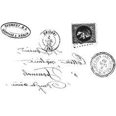 Vintage Postcard Transfer