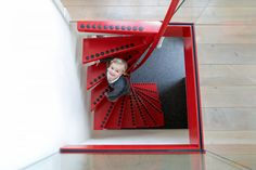 Attic stairs | space saving stairs by EeStairs