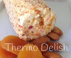 Apricot & Almond Cheese