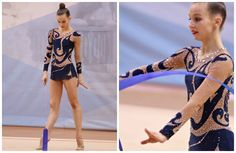 Rhythmic gymnastics leotard (photos by Tarasova Zhenya)