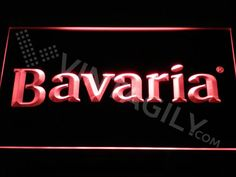 Bavaria LED Sign