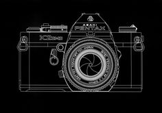 PENTAX K2 DMD  This is made by me, not by pentax co , also available all K-series models ,  all faces cad designed! thank you for your interest