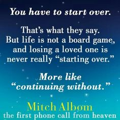 New book by Mitch Albom. Quotable Quotes, Book Quotes, Me Quotes, Funny Quotes, Random Quotes, Ernst Hemingway, Cool Words, Wise Words, Miss You Daddy