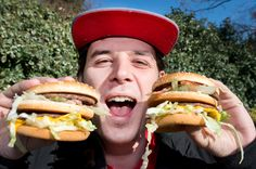 In the list of life's regrets, this shockingly isn't one. A British man decided to legally change his name to Bacon Double Cheeseburger as a show of his undying love of the sandwich. Sam Smith, 33,...