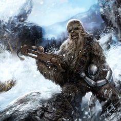 Star Wars - Spotlight Of The Week - Wookiees: Denizens of...