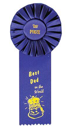 Ribbon Award Deluxe Dad