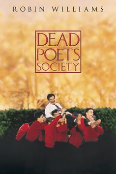 Dead Poets Society with Robin Williams - Just lovely, and very powerful. Iconic Movie Posters, Iconic Movies, Classic Movies, Great Movies, Best Fall Movies, 90s Movies, Robin Williams, Film Movie, Series Movies
