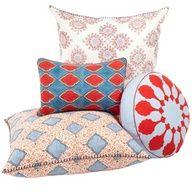 John Robshaw cushions