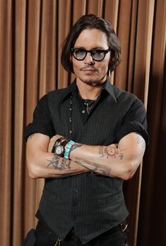 Johnny Depp - Photoshoot 2012