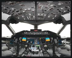 From Spy Plane to Monster Truck — a Photo Gallery of Awesome Cockpits | WIRED