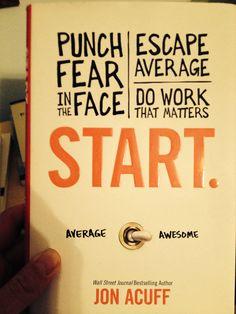 Book 1: START by Jon Acuff