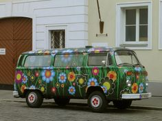 unusual painted vehicles | Monday, January 17, 2011  <3 <3 <3
