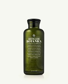 Distillery Botanica Gin from NSW. Channeling the scents of the Australian summer garden.
