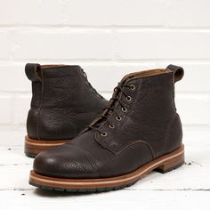 Awesome pricey Helm work boots