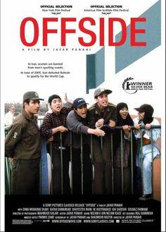 Offside / HU DVD 3759 / http://catalog.wrlc.org/cgi-bin/Pwebrecon.cgi?BBID=7255177