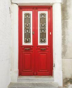 Old door. Andros. #livingpostcardscom #androsisland #aegeanarchitecture…